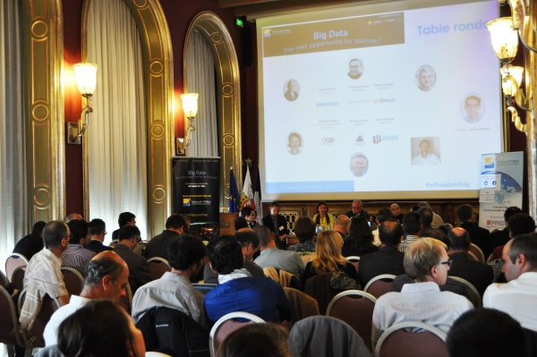 m-tourisme Table-ronde Big Data