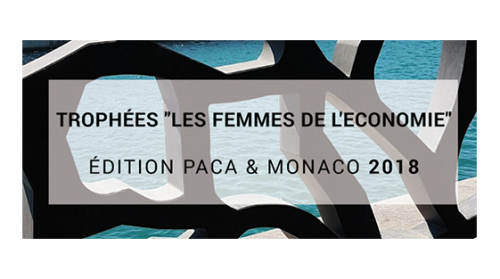 b5d7cec3fcd Sept femmes à l honneur aux   Femmes de l Economie 2018   - Provence ...